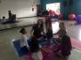 Clases de yoga infantil / Rainbow kids yoga class